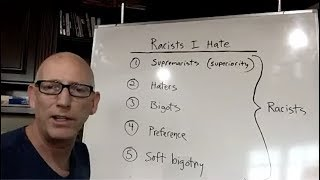 Episode 335 Scott Adams: Paying for the Wall, The Cohen Nothing and White Supremacists