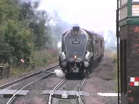 60009 hauling 'The North Wales Coast Express' 29-07-2012