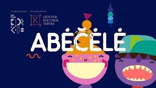 ABĖČĖLĖ - animuota lietuviška abėcėlė (su Biplan)