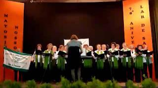 Coro da Associação de Amigos Aposentados de Leça da Palmeira - Tia Anica do Loulé