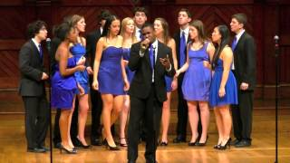 It Don't Have To Change (John Legend) - The Harvard Callbacks