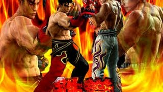 Tekken 5 Intro Sparking (cover)