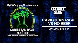W&W vs Afrojack & Steve Aoki Caribbean Rave vs No Beef (Dimitri Vegas & LM) BTM 4.0 2016