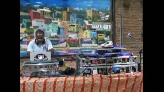 DJ FABIO LIMA ANGOLA TOCANDO NO CASARÃO DO LORD