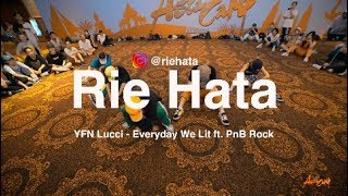 2017 Asia Camp Official Video-- Riehata  | YFN Lucci – Everyday We Lit ft. PnB Rock