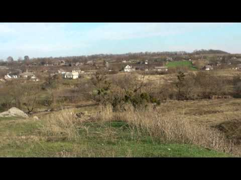 Ukraina…Wieś Dovhenke…