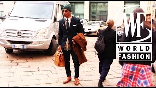 Street Style Milan Mens Fashion Week