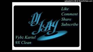 Kartel- Five him get(9x)-  clean (DjJAyyEdit)
