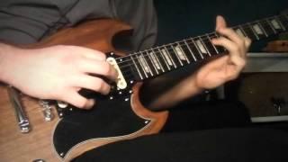 Blackbird - Alter Bridge/Myles Kennedy & Mark Tremonti - Guitar Solo Cover