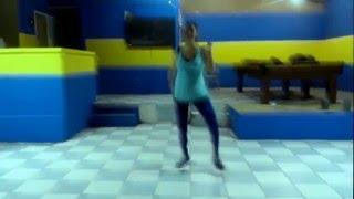 ZUMBA GIS: Crazy Design ft Carlitos Wey - El Teke Teke (coreografía)