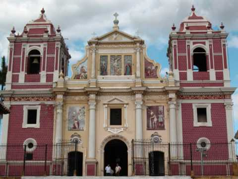 Visit to Nicaragua in 2009