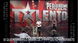 Perú Tiene Talento: Fusión música andina con beatbox - 13/10/12 EN HD