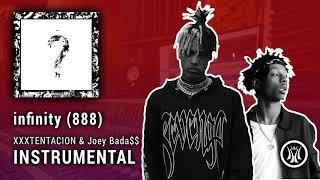 XXXTENTACION ft. Joey Bada$$ - infinity 888 INSTRUMENTAL (prod. P. Soul on the track)
