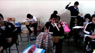 Reto Del Maniqui En La Escuela!!!!