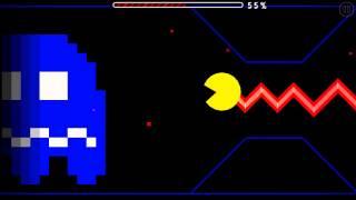 Pacman en geometry dash..