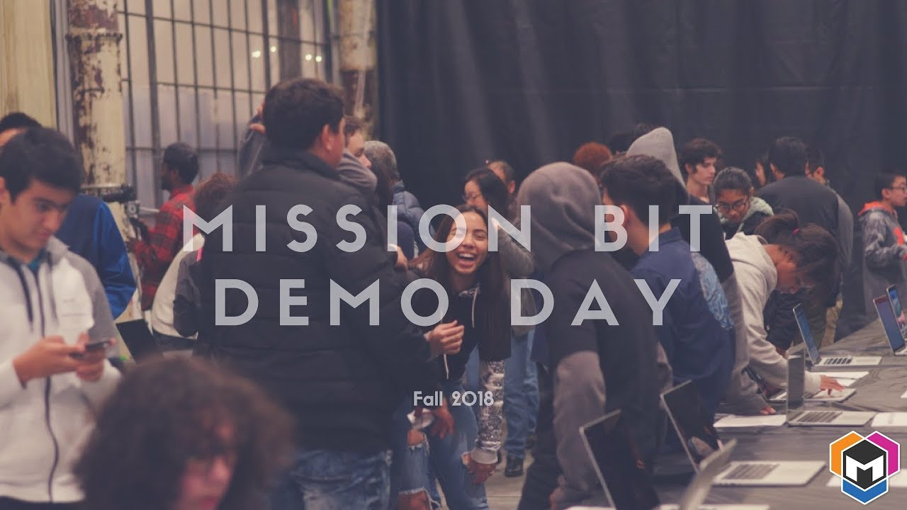 Fall 2018 Demo Day video preview