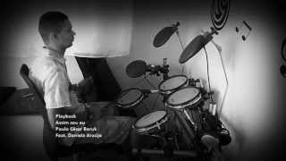 PLAYBACK Dido Guimarães - Paulo César Baruk - Assim Eu Sou (feat. Daniela Araújo) (CD Graça)