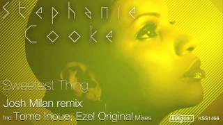 Stephanie Cooke - Sweetest Thing (Honeycomb Vocal Mix)