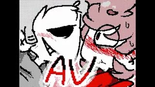 HoshPosh's Flipnote [Sudomemo] - Undivided Attention AV (Eddsworld)