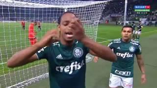 Palmeiras | Todos os gols no primeiro turno do Campeonato Brasileiro 2018 (1ª-19ª rodada)