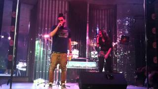 GLANCE ft. KAIRA - Cinema LIVE @ Club Bellagio Bucuresti