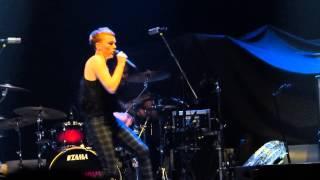 Chlöe Howl - Rumour live Liverpool Echo Arena 08-03-14