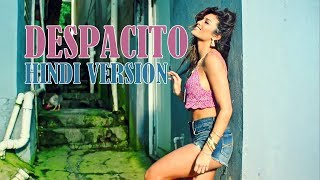 Despacito -Hindi Version || Luis Fonsi ft .Daddy Yankee || Guru ,Asit ,Benny ||