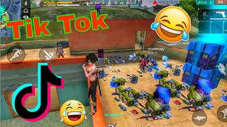 Free fire best WTF with funny moments 😂#freefire