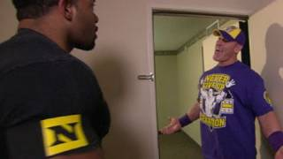 Raw: The Nexus' ambush on John Cena backfires