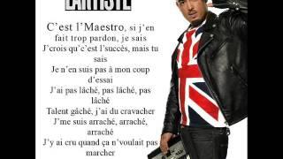 Lartiste - Maestro ( Lyrics/Paroles)