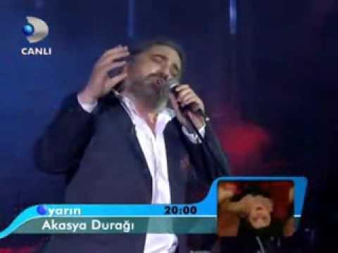 Volkan KONAK - Göklerde Kartal Gibiyim Beyaz show.mpg