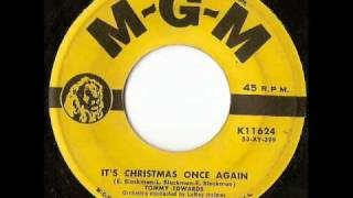 Tommy Edwards - It's Christmas Once Again