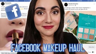 I Bought A Full Face Of Makeup From Facebook Ads width=
