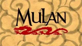 I´ll make a man out of you -- Mulan -- Instrumental