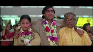Ishq Movie   Comedy Scene   Ajay Devgan, Juhi Chawla, Aamir Khan & Kajol   Comedy Full Movies