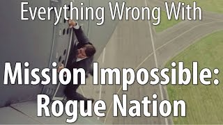 Everything Wrong With Mission Impossible Rogue Nation width=