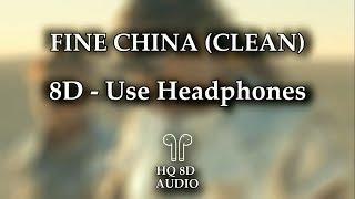 Future - Fine China ft. Juice WRLD [HQ 8D AUDIO] [CLEAN]