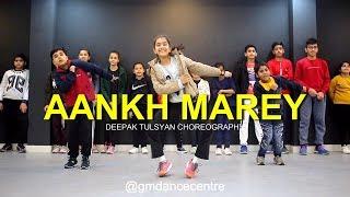 Aankh Marey Kids Dance | Full Class Video | Deepak Tulsyan Choreography | Simbaa | Ranveer Singh
