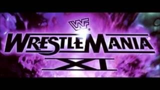 WWF WrestleMania X-XIV Theme