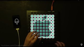 iPhone - MetroGnome Remix (OmegaVibe Edit) // Launchpad Cover