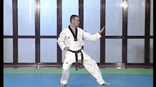 Forma de Taekwondo 3. Taeguk Sam Jang