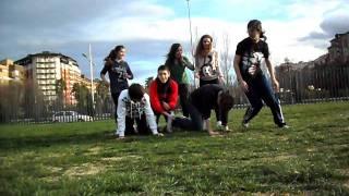 Baile para Gimnasia (Ensayo in the park)