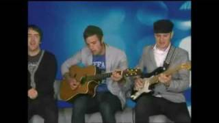 The Blizzards 'Buy it  sell it' acoustic