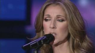 Celine Dion - Alone (Live) HD
