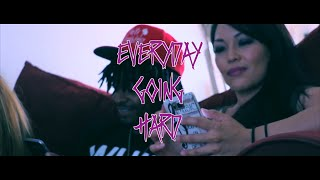 Everyday Going Hard By Crazy Soxx Ft Danny Kash Directed By CNyce