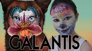 [DEADESIDERIA] GALANTIS - OFFICIAL VIDEO NO MONEY MAKEUP TUTORIAL TIMELAPSE (INDONESIAN)