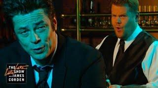 Heineken Commercial Parody w/ Benicio del Toro