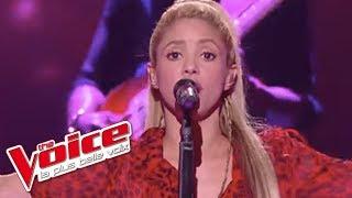 Shakira - « Me Enamore » | The Voice France 2017 | Live