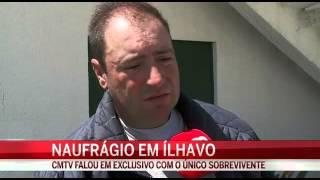 Naufrágio em Ílhavo faz dois mortos   Portugal   Correio da  1