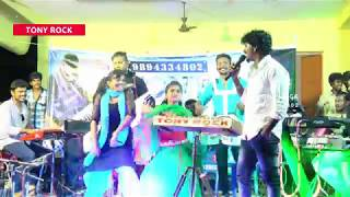 Chennai Gana Sudhakar Mutta Kannu Song With Tony Rock Music Live